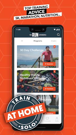 The Run Experience screenshot 1