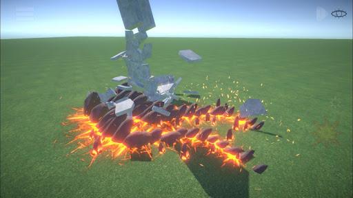 Sandbox destruction simulation apkdebit screenshots 2