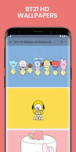Cute BT21 Wallpaper, Backgrounds