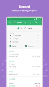 Thriv – Savings Goal Tracker v4.7.2 [Premium] 5
