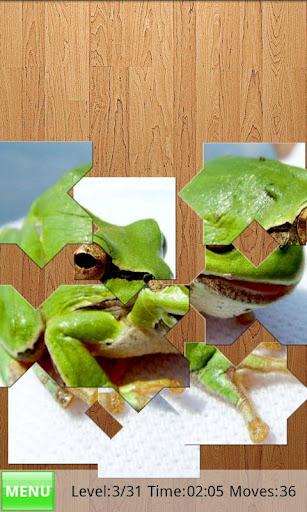 Frogs Jigsaw Puzzles  screenshots 2