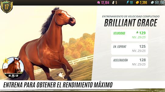 Rival Stars Horse Racing APK MOD HACKEADO (Dinero Ilimitado) 5