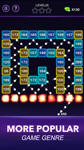 Bricks Block Crusher - Balls Breaker Arcade Games 1.5 screenshots 2