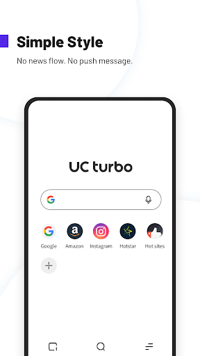 Uc Browser Turbo Fast Download Secure Ad Block Apps On Google Play