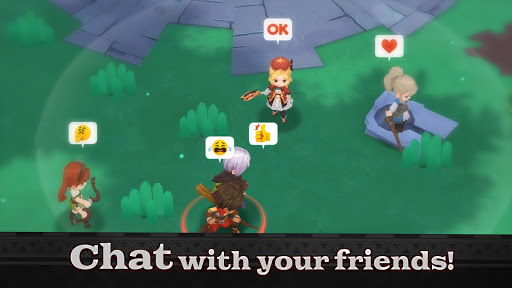 Raid Masters Online - BOSS RAID 1.010 screenshots 5