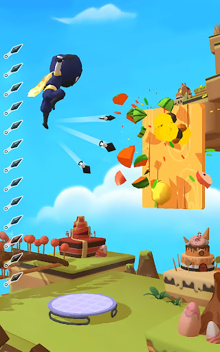 Stab Master : Fruit Smash 3D screenshots 11
