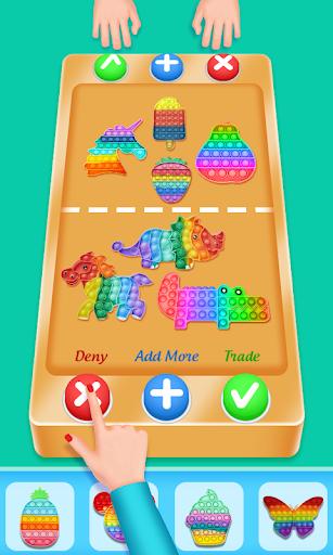 Mobile Fidget Toys 3D- Pop it Relaxing Games 1.0.10 screenshots 4