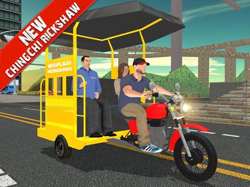 Tuk Tuk Auto Rickshaw Offroad Driving Games 2020 android2mod screenshots 20