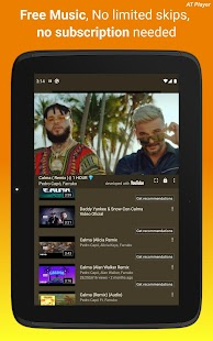 Free Music Downloader Download MP3. YouTube Player Screenshot