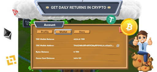 CropBytes - Crypto Farming Game 3.0.32 screenshots 8