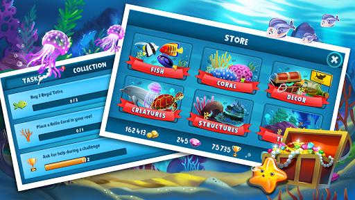 Fish Paradise - Ocean Friends  screenshots 6