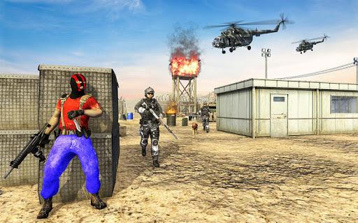 Counter Terrorist Shooting Strike-Commando Mission 1.0.21 Screenshots 23