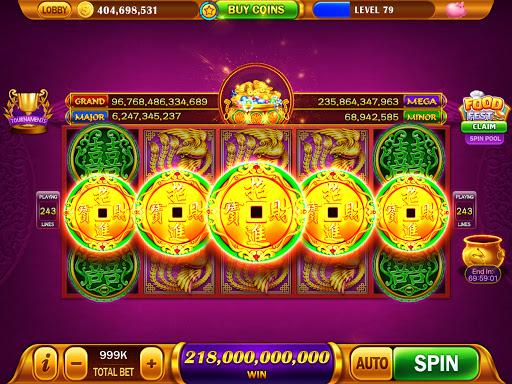 Golden Casino: Free Slot Machines & Casino Games  screenshots 14