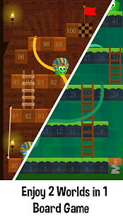 ud83dudc0d Snakes and Ladders Board Games ud83cudfb2 1.6 Screenshots 2