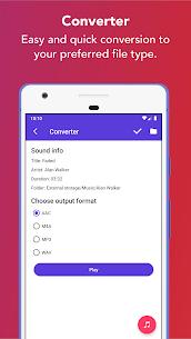 Music Editor Mod Apk: Ringtone maker (Pro Features Unlocked) 4