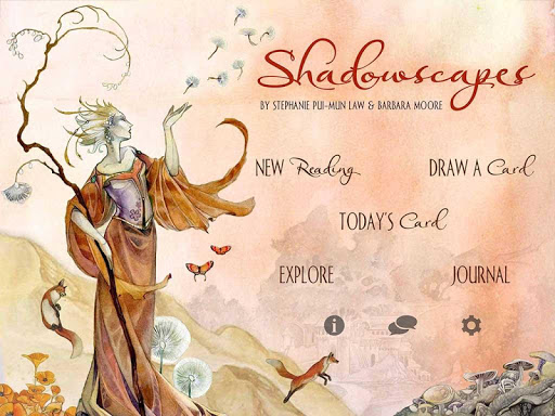 Shadowscapes Tarot For PC Windows (7, 8, 10, 10X) & Mac Computer Image Number- 8