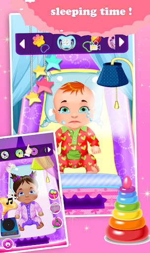 Baby Caring Bath And Dress Up 12.0 screenshots 9