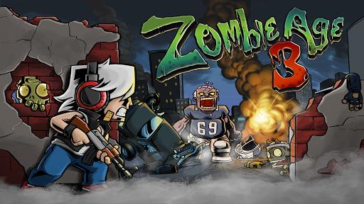 Zombie Age 3HD: Offline Dead Shooter Game screenshots 6