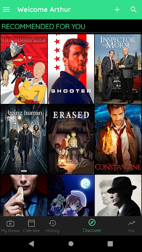 TV Show & Movie Tracker - Trakt client 290 screenshots 5
