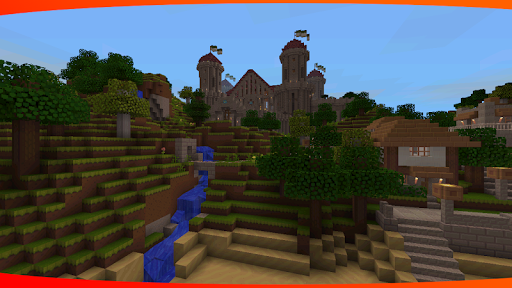 Amazing LokiCraft 3 - Crafting Building Apkfinish screenshots 3
