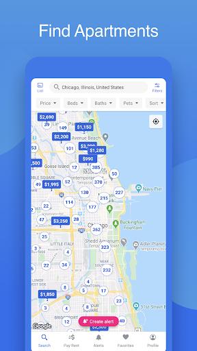 Zumper - Apartment Rental Finder 4.15.16 Screenshots 3