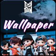TinyTan BTS Wallpaper Free