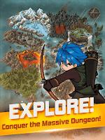 Dungeon & Hunter : Legendary Archer Pixel Idle RPG