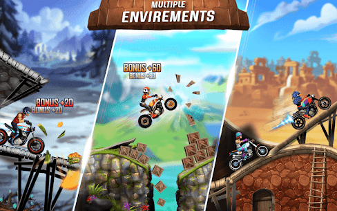 Rush To Crush New Bike Games MOD APK (Unlimited Money) 5