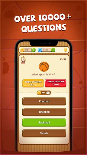 Quiz Hero - Fun free trivia & quiz game  screenshots 3