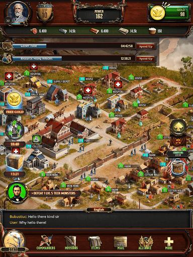War and Peace: The #1 Civil War Strategy Game 2020.10.4 screenshots 16