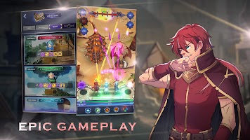 Leturn - RPG Offline Tower Defense of Magic