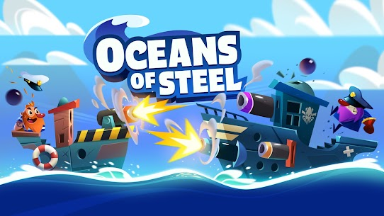 Oceans of Steel Mod Apk (Free Chests/Free Coins) Download 4