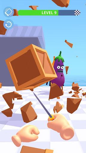 Hit Tomato 3D: Knife Throwing Master screenshots 7