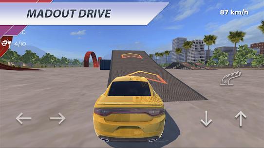 Madout Car Driving Cool Cars Online Para Hileli Apk Güncel 2021** 4