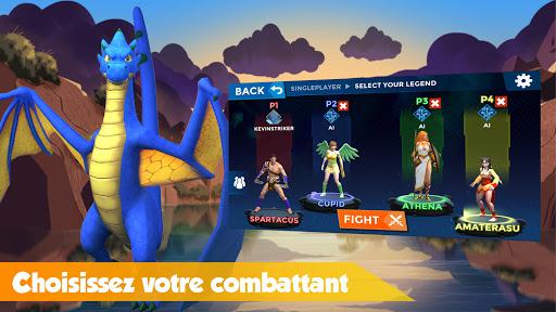 Télécharger Rumble Arena - Super Smash Legends APK MOD 2