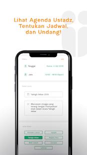 Ustadzi - Aplikasi pencarian Ustadz & Beramal 1.0.18 screenshots 3