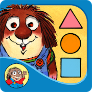 App Icon for Little Critter Shapes App in Germany Google Play Store