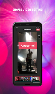 Triller: Social Video Platform Screenshot