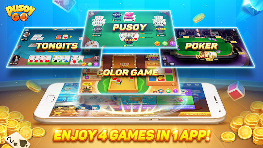 Pusoy Go: Free Online Chinese Poker(13 Cards game) 4