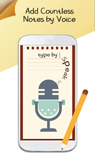 Voice Notes - Speech to Text Notes