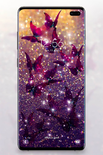 Glitter Live Wallpaper android2mod screenshots 8