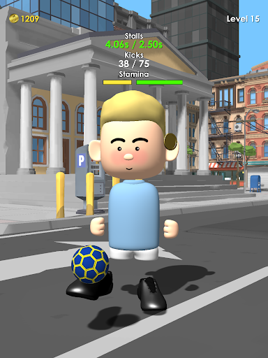 The Real Juggle - Pro Freestyle Soccer 1.3.12 Screenshots 7