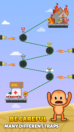 Monkey Rescue Puzzle 1.0.2 screenshots 3