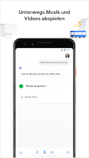 Google Assistant Screenshot
