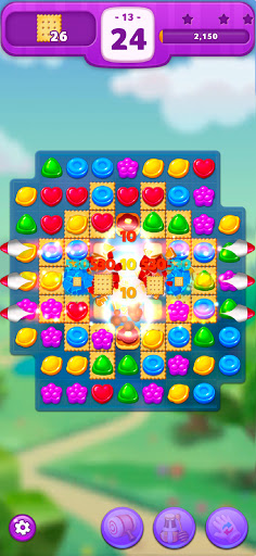 Candy Sweet: Match 3 Puzzle goodtube screenshots 3