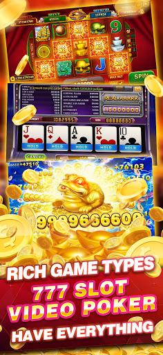777Casino: Cash Slots Gmaes - Video Poker, Buffalo 1.2.8 screenshots 1