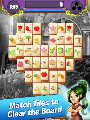 Mahjong - Mermaid Quest - Sirens of the Deep  screenshots 1