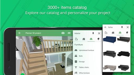 Planner 5D - Home & Interior Design Creator 1.25.2 Screenshots 3