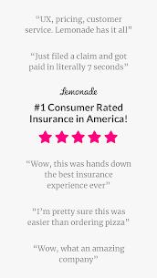 Lemonade Insurance Apk Download 5