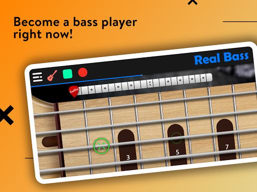 REAL BASS: Electric bass guitar 6.24.0 Screenshots 9